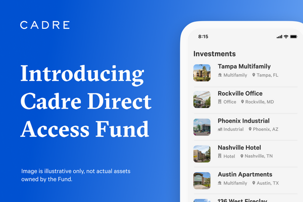 Introducing the Cadre Direct Access Fund
